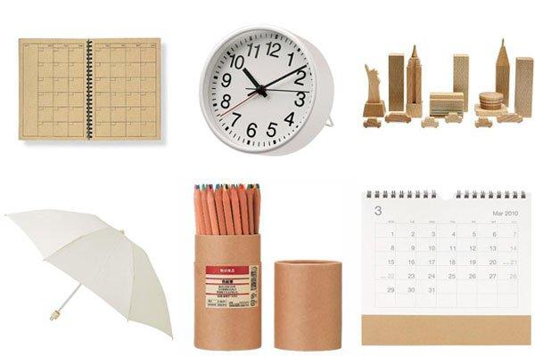 uma loja minimalista mujirushi ry hin viver sem pressa. Black Bedroom Furniture Sets. Home Design Ideas