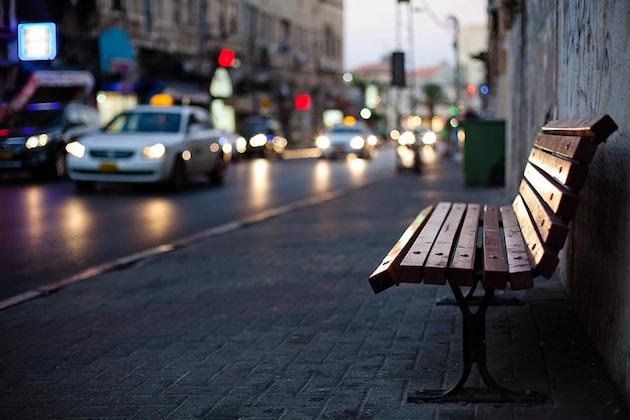 empty-bench-victor-bezrukov