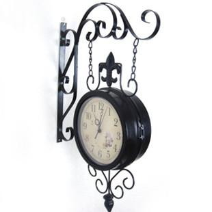 Esse tipo de relógio não combina com o meu apartamento