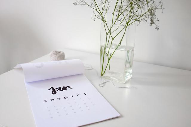 calendário minimalista 2014_3
