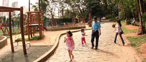 playground parque da aclimação