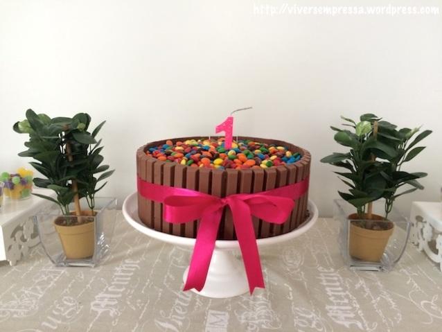 festa aniversario minimalista 5
