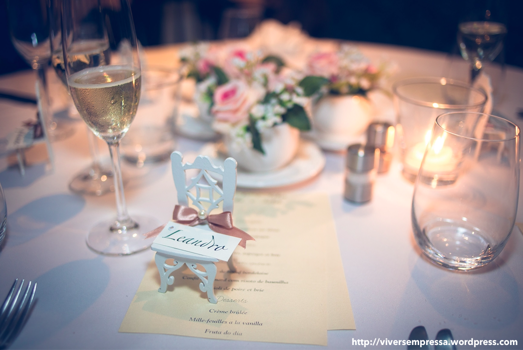 mini wedding mini cadeira