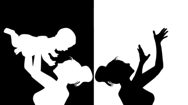 não ser mãe