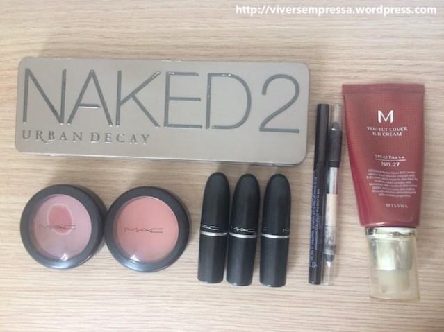 maquiagem minimalista 1