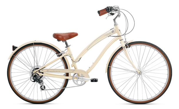 Bicicleta Urbana Nirve Starliner Cream